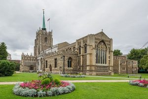 Chelmsford Cathedral in Chelmsford